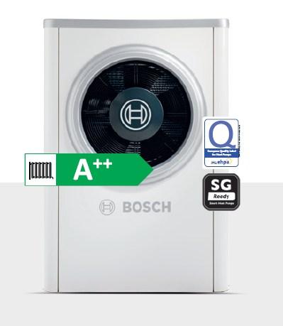 Junkers Bosch Compress 7000i AW – wydajne powietrzne pompy ciepła